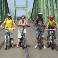Safe4cycle in Budapest – five days for safety cycling
